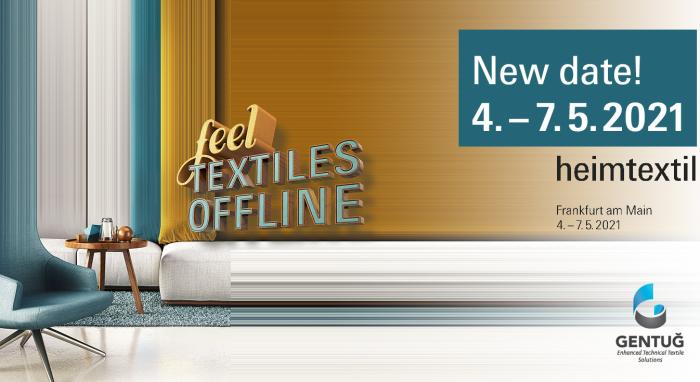 Heimtextile 2021 | Exhibitor Gentug Textile